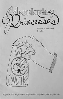 Adventuring Princesses - Dara 2