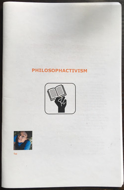 Philosophactivism