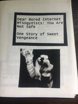 Dear Bored Internet Misogynists: