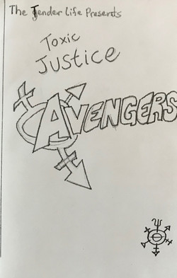 Toxic Justice Avengers