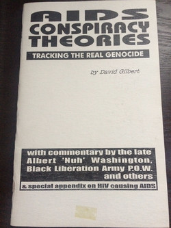 AIDS Conspiracy Theories: Tracking..