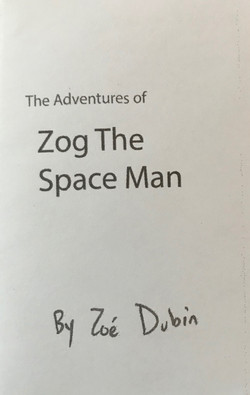 Adventures of Zog the Space Man, The