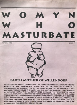 Womyn Who Masturbate