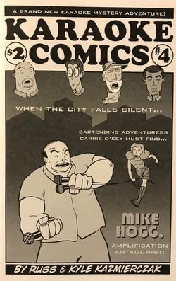Karaoke Comics