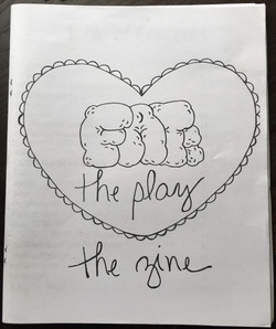 Fat: the Play: the Zine