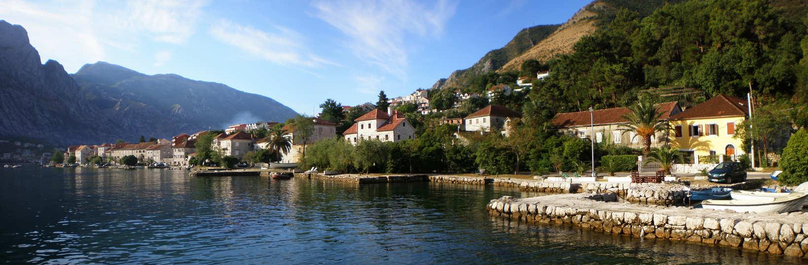 Prcanj, Montenegro
