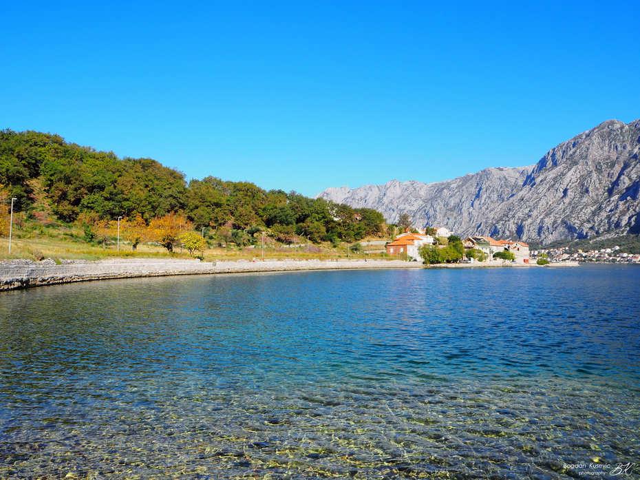 Valley St. Anna - Prcanj, Montenegro