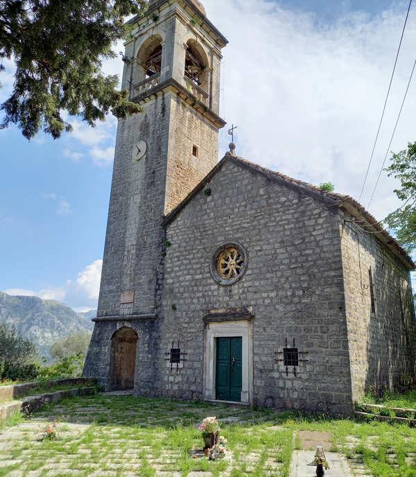 Crkva Sv. Ilije u Gornjem Stolivu