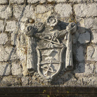 Coat of arms of Lukovic family