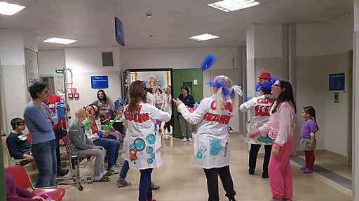 peluche reparto oncologico casa sollievo della sofferenza sangiovanni rotondo progetti futuri