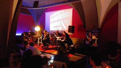 Concerto Tributo a Battist Pogetti Futui Manfredonia