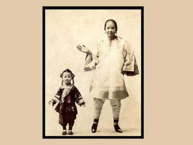 I gigli d'oro: le donne dai piedi di loto