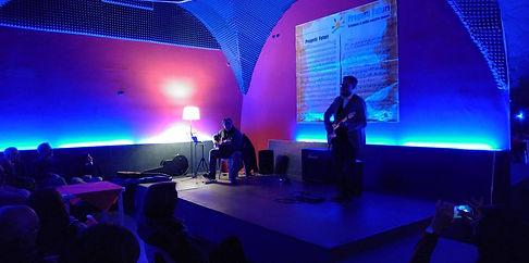 Open day blues Progetti Futuri Associazione culturale Manfredonia