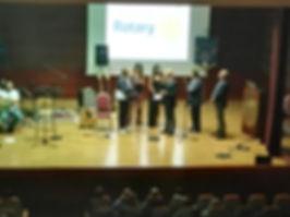 Music for Africa Rotary Progetti Futuri