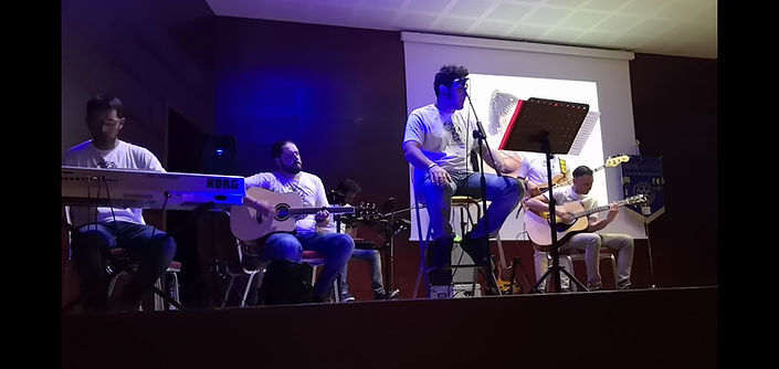 Faberi Tribute band Music for Africa Pro