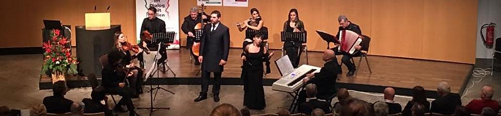 Associazioe culturale Progetti Futuri organizza spettacoli musicali - evento all'istituto italiano di cultura di stoccarda Germania