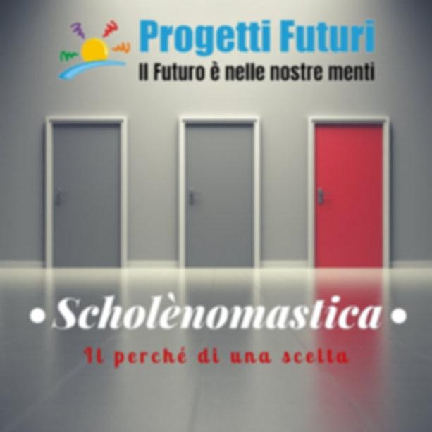 Nuovo format culturale di Progetti Futuri, elaborato appositamente per gli istituti scolastici della città di Manfredonia.
