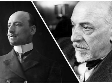 Due volti del decadentismo italiano: D'Annunzio e Pirandello