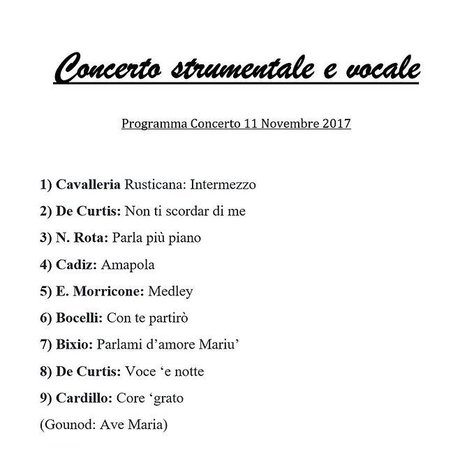 Concerto orchestr musica progetti futrimafredonia foggia
