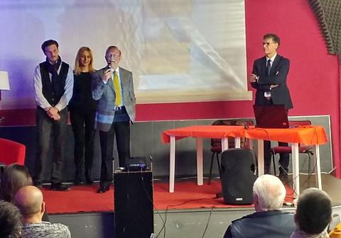 Conevegno CUFOM ufo associazione clturale progetti futuri manfredonia foggia