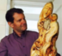 MOSTRA scultura legno mario guerr associazione clturale progetti futuri manfredonia foggia