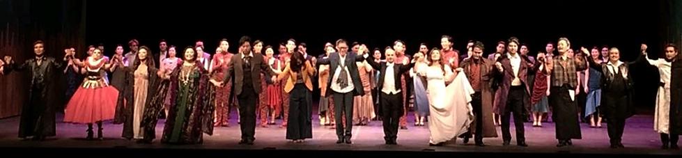 Seoul Opera House (Teatro Nazionale di Seoul) nell' Opera Lirica Offenbach: I Racconti di Hoffmann