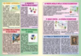 Giornalino di classe del progetto di Manfredonianews e Progetti futuri il giornale con lo zaino