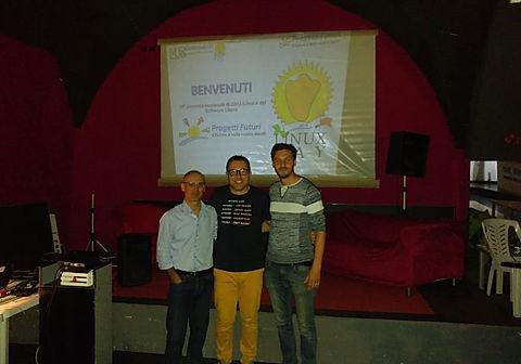 lLinux day2018 Progetti Futuri Manfredonia Foggia