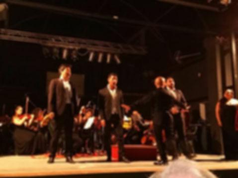 Concerto Progetti Futuri Sporting club Manfredonia
