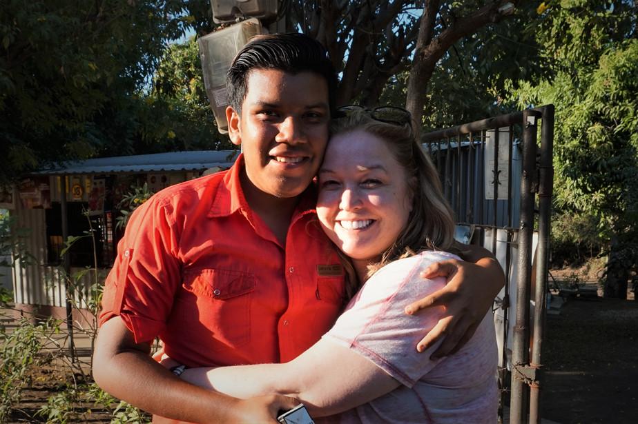 Starfish Nicaragua_Terryanne and Johnson