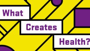 What creates health?