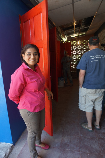 Starfish Nicaragua_2018 School Washroom.