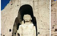 Budas Gigantes destruidos por los Taliba