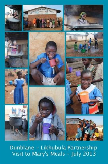 Mary's Meals- some thoughts from a visitor