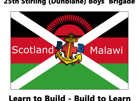 Dunblane BB Project Malawi a massive success