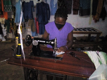 Tailors Getting to Work - Covid19 Appeal