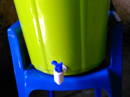Handwashing stations - Covid19 Appeal