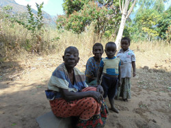 Mangombo village beneficiary.JPG