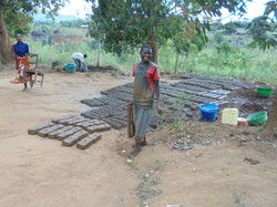 Kalilombe village work in progress..JPG