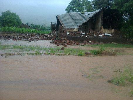 Malawi Floods - Photos from Likhubula