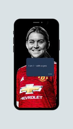 Blue Phone Text Message Instagram Reel V
