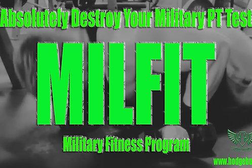 Military Fitness (MILFIT)