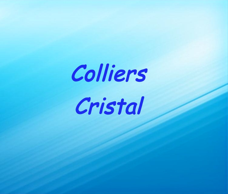 Colliers Cristal