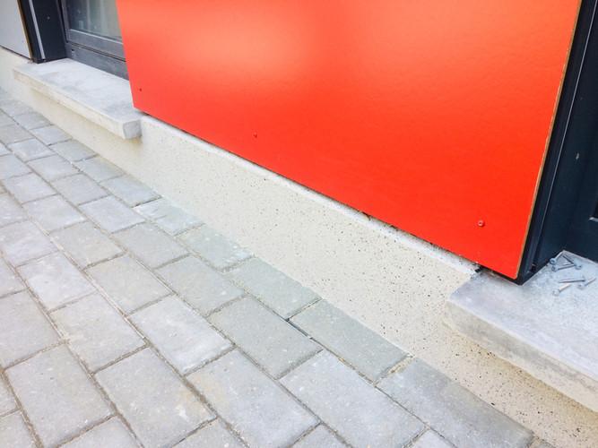 Graniflex plint