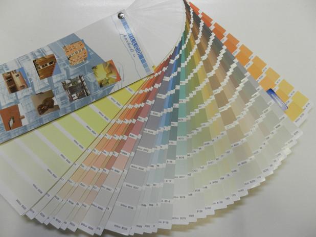 crepi kleurenkaart