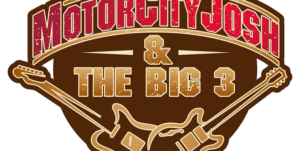 Motor City Josh & The Big 3 Live @ The Berville Hotel