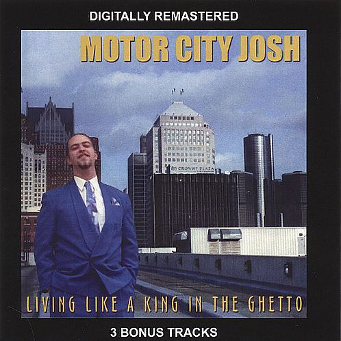 """Living Like A King in the Ghetto"" CD"