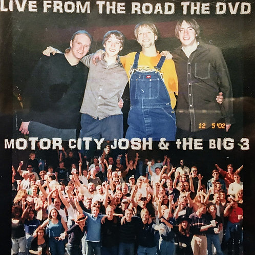 """""""Live from the Road"""" DVD"""