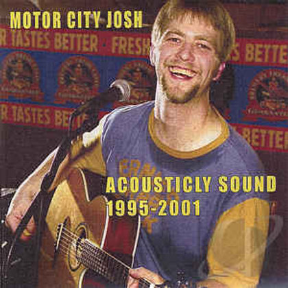"""Acousticaly Sound 1995-2001"" CD"