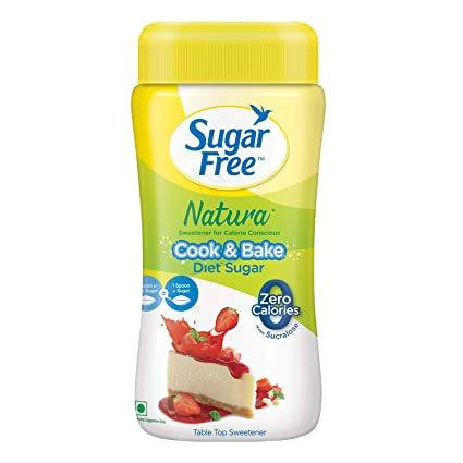 Sugar Free Natura Diet Sweetener 80g